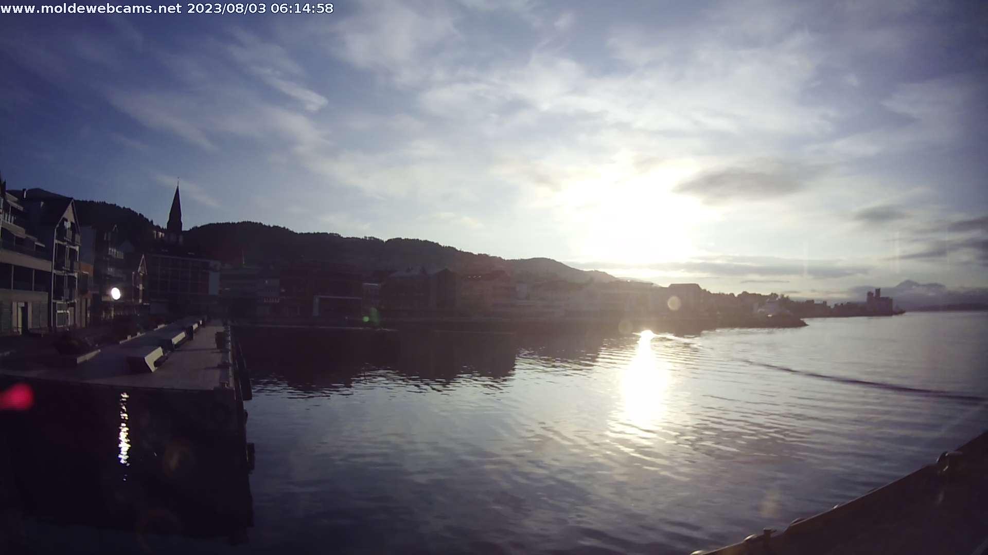 Dettagli webcam Molde