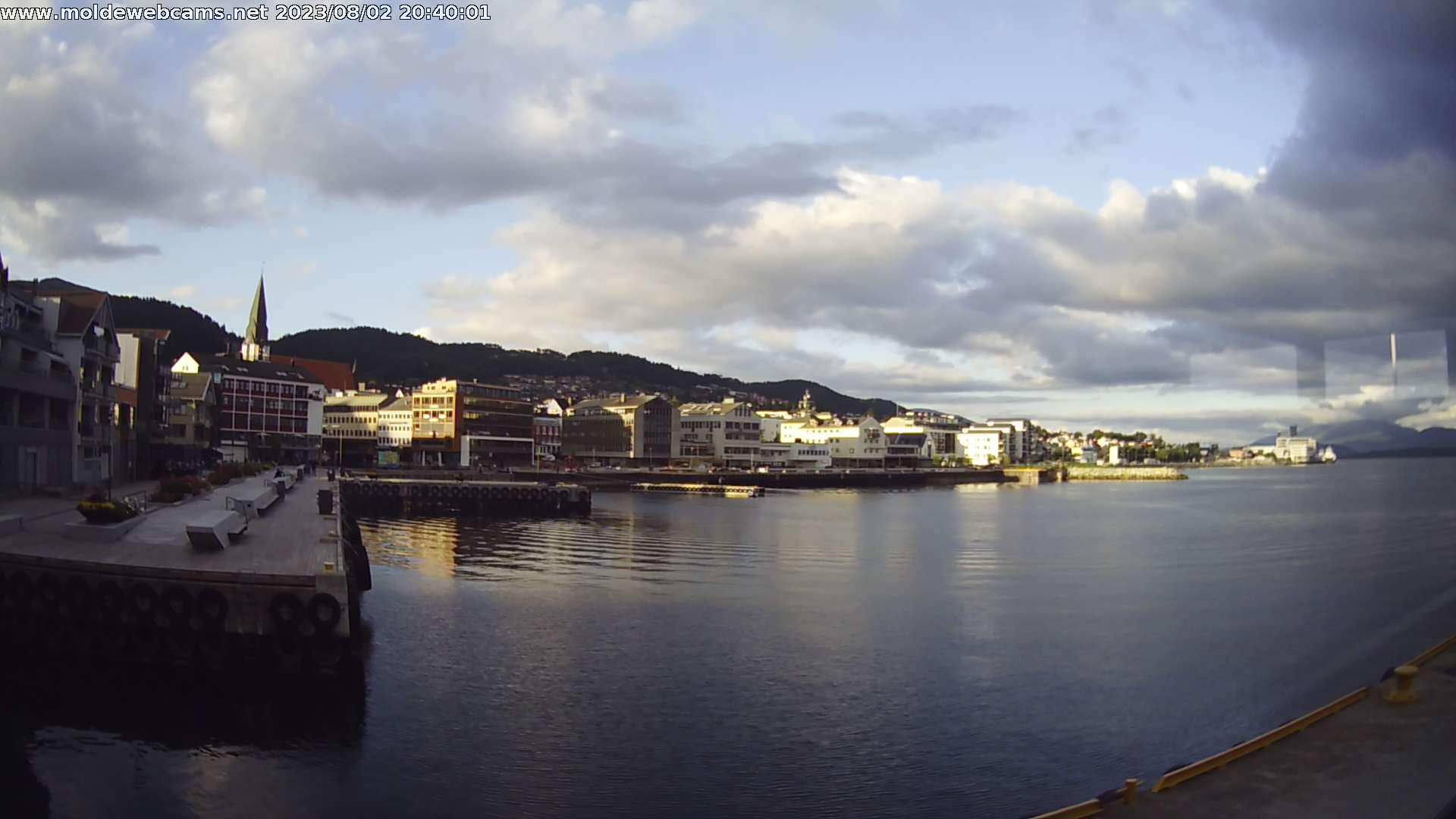 Webcam Molde, Molde, Møre og Romsdal, Norwegen